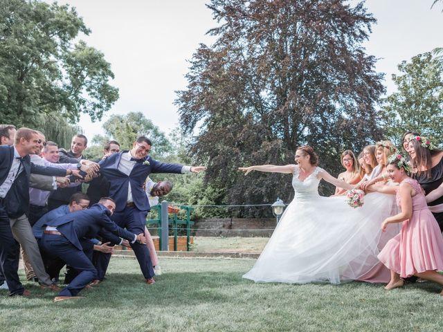 Le mariage de Driss et Cyrielle à Vélizy-Villacoublay, Yvelines 17