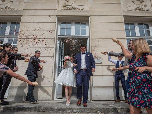 Le mariage de Driss et Cyrielle à Vélizy-Villacoublay, Yvelines 21