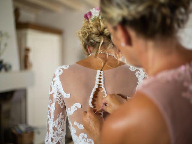 Le mariage de Julien et Lauren à Fourges, Eure 4