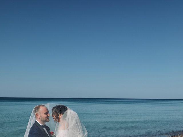 Le mariage de Maxime et Alexandra à Dieppe, Seine-Maritime 13