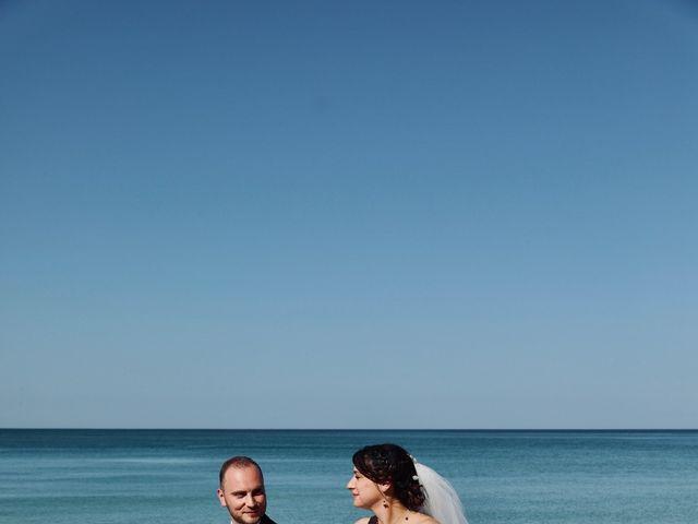 Le mariage de Maxime et Alexandra à Dieppe, Seine-Maritime 14