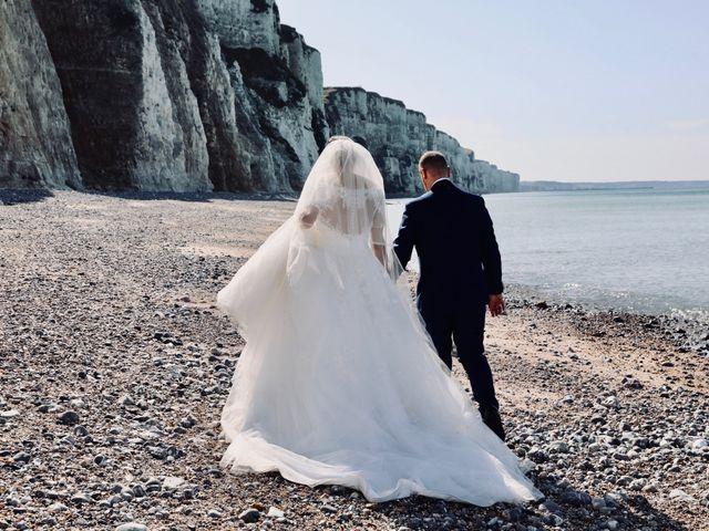 Le mariage de Maxime et Alexandra à Dieppe, Seine-Maritime 15
