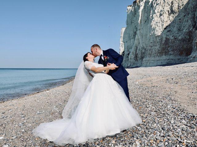 Le mariage de Maxime et Alexandra à Dieppe, Seine-Maritime 16