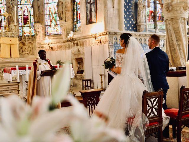 Le mariage de Maxime et Alexandra à Dieppe, Seine-Maritime 24
