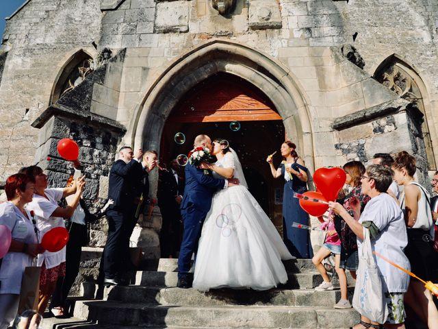 Le mariage de Maxime et Alexandra à Dieppe, Seine-Maritime 32