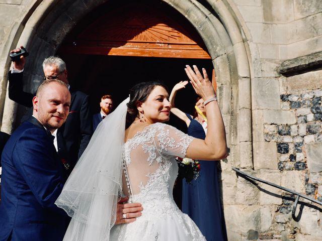 Le mariage de Maxime et Alexandra à Dieppe, Seine-Maritime 34