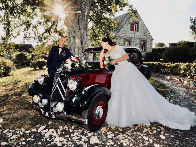 Le mariage de Alexandra et Maxime