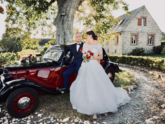 Le mariage de Maxime et Alexandra à Dieppe, Seine-Maritime 44