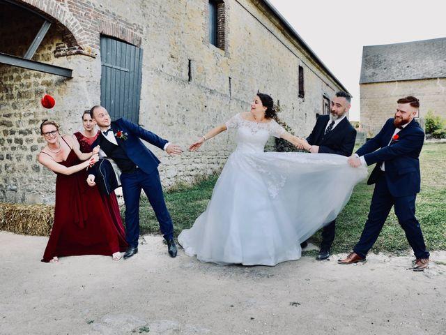 Le mariage de Maxime et Alexandra à Dieppe, Seine-Maritime 50