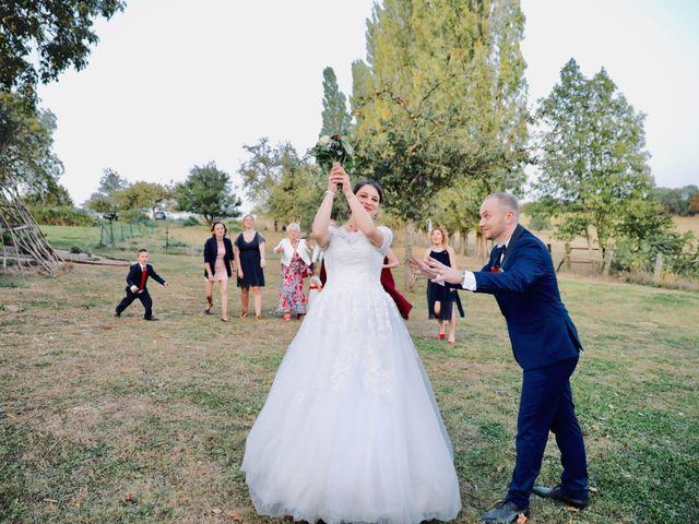 Le mariage de Maxime et Alexandra à Dieppe, Seine-Maritime 54