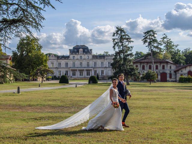 Le mariage de Margaux et Sébastien