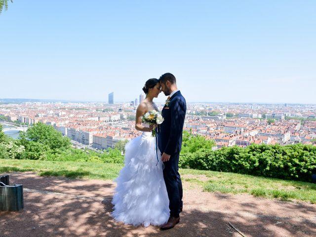 Le mariage de Guillaume et Nelly à Lyon, Rhône 7