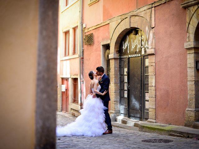 Le mariage de Guillaume et Nelly à Lyon, Rhône 10