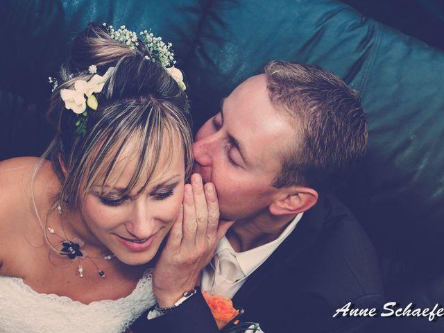 Le mariage de Sandrine et Julien à Nouillonpont, Meuse 1
