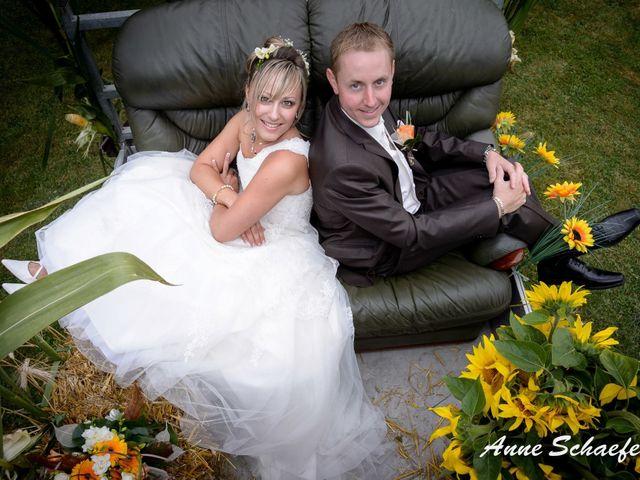 Le mariage de Sandrine et Julien à Nouillonpont, Meuse 2