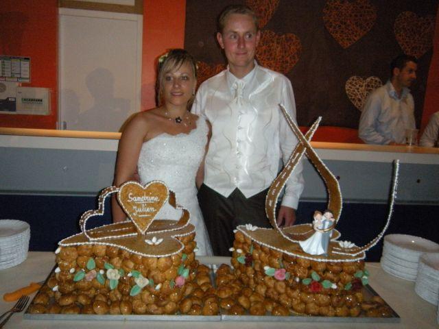 Le mariage de Sandrine et Julien à Nouillonpont, Meuse 5