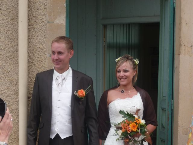 Le mariage de Sandrine et Julien à Nouillonpont, Meuse 6