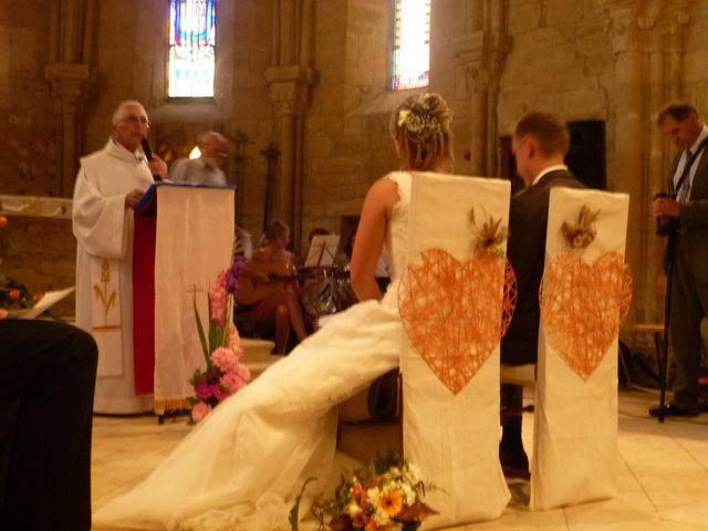 Le mariage de Sandrine et Julien à Nouillonpont, Meuse 7