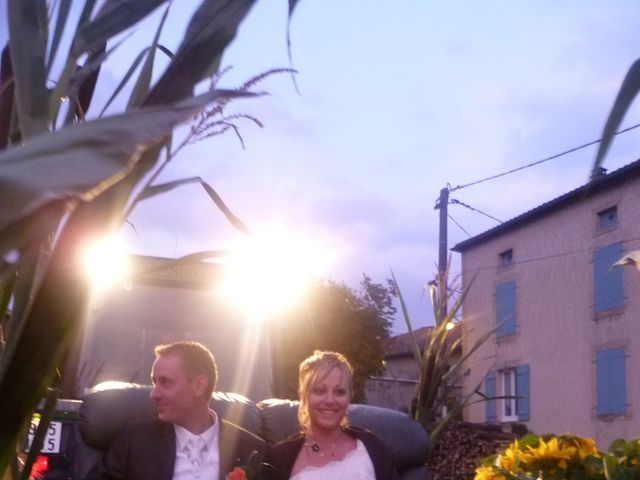 Le mariage de Sandrine et Julien à Nouillonpont, Meuse 8