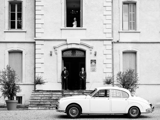 Le mariage de Damien et Aurore à Vendeuvre-du-Poitou, Vienne 2