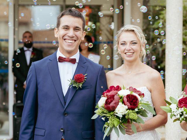 Le mariage de Damien et Aurore à Vendeuvre-du-Poitou, Vienne 22