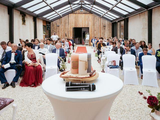 Le mariage de Damien et Aurore à Vendeuvre-du-Poitou, Vienne 26