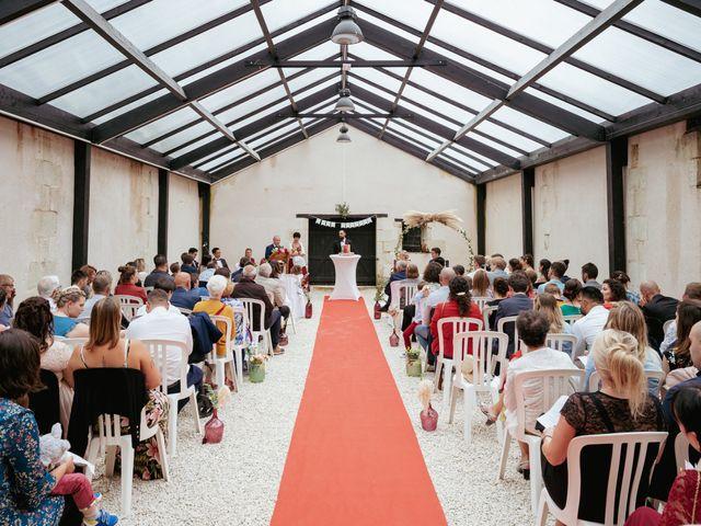 Le mariage de Damien et Aurore à Vendeuvre-du-Poitou, Vienne 28