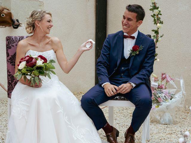 Le mariage de Damien et Aurore à Vendeuvre-du-Poitou, Vienne 29