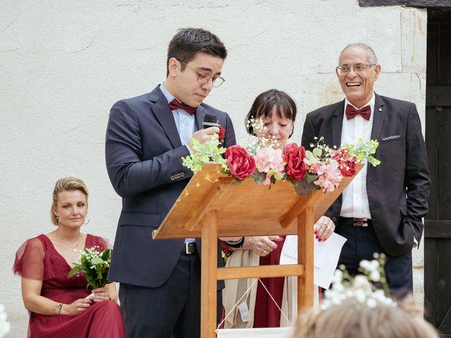 Le mariage de Damien et Aurore à Vendeuvre-du-Poitou, Vienne 30