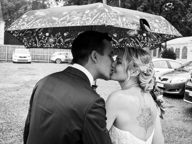 Le mariage de Damien et Aurore à Vendeuvre-du-Poitou, Vienne 33
