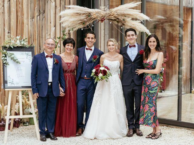 Le mariage de Damien et Aurore à Vendeuvre-du-Poitou, Vienne 38