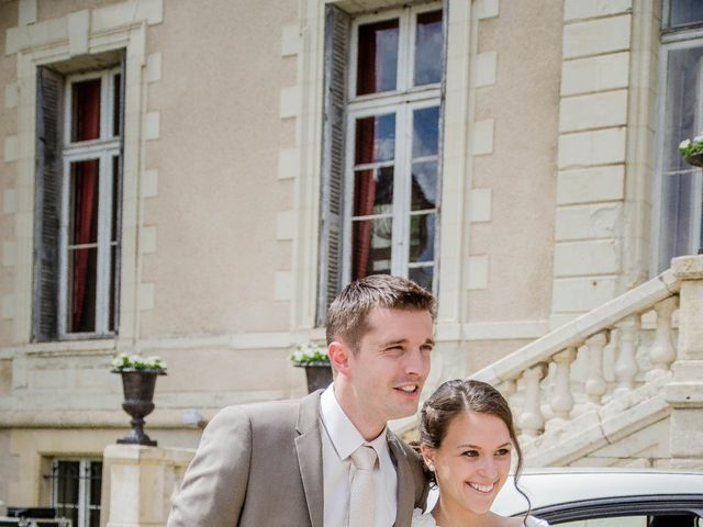 Le mariage de Antoine et Maëlle à Anetz, Loire Atlantique 4