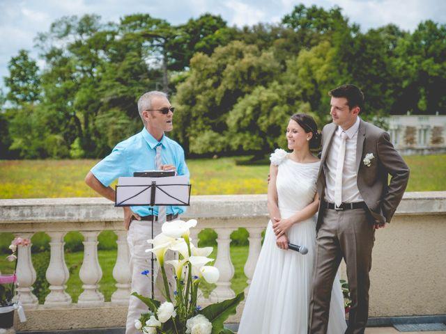 Le mariage de Antoine et Maëlle à Anetz, Loire Atlantique 7