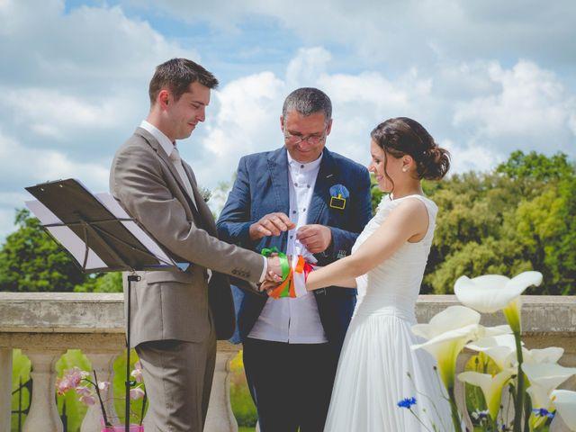 Le mariage de Antoine et Maëlle à Anetz, Loire Atlantique 12