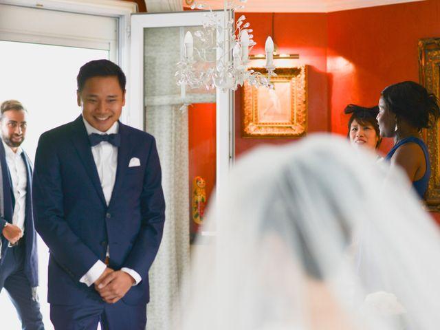 Le mariage de Etienne et Shan à Lésigny, Seine-et-Marne 23