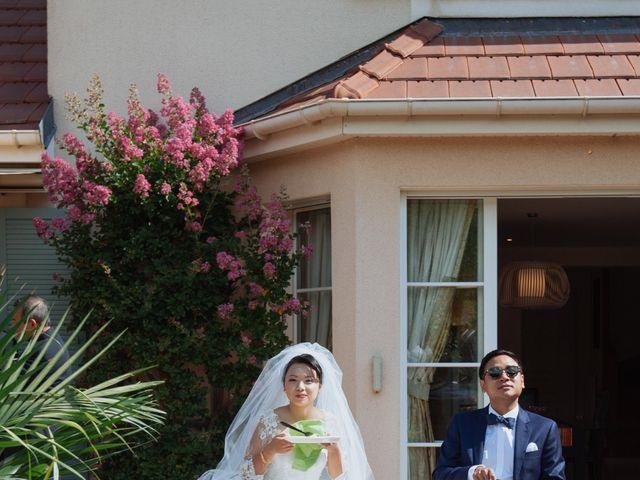 Le mariage de Etienne et Shan à Lésigny, Seine-et-Marne 33