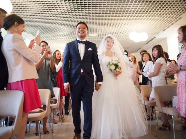 Le mariage de Etienne et Shan à Lésigny, Seine-et-Marne 39