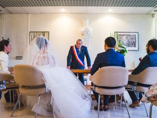 Le mariage de Etienne et Shan à Lésigny, Seine-et-Marne 40