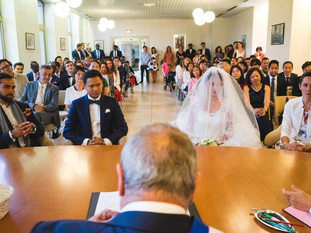 Le mariage de Etienne et Shan à Lésigny, Seine-et-Marne 43