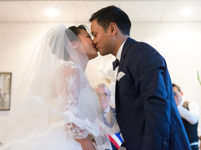 Le mariage de Etienne et Shan à Lésigny, Seine-et-Marne 46