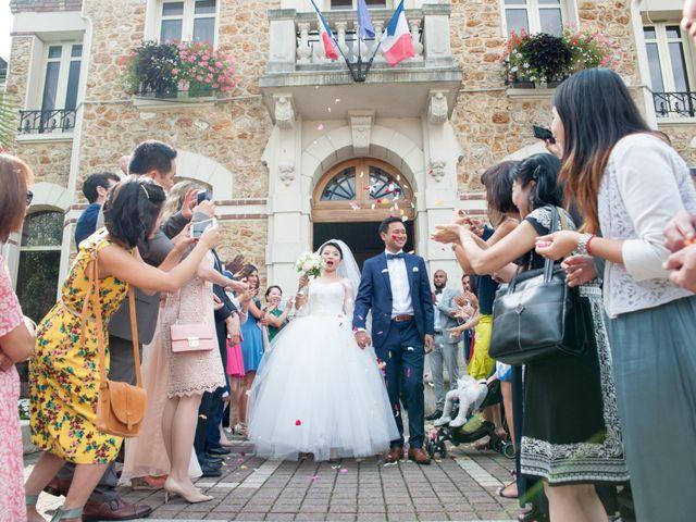 Le mariage de Etienne et Shan à Lésigny, Seine-et-Marne 48