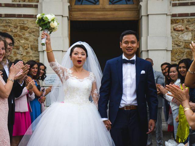 Le mariage de Etienne et Shan à Lésigny, Seine-et-Marne 49