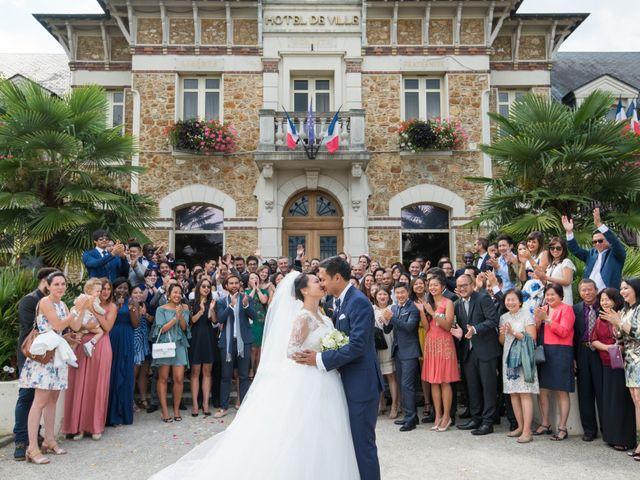 Le mariage de Etienne et Shan à Lésigny, Seine-et-Marne 50