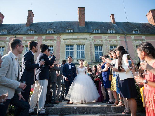 Le mariage de Etienne et Shan à Lésigny, Seine-et-Marne 53