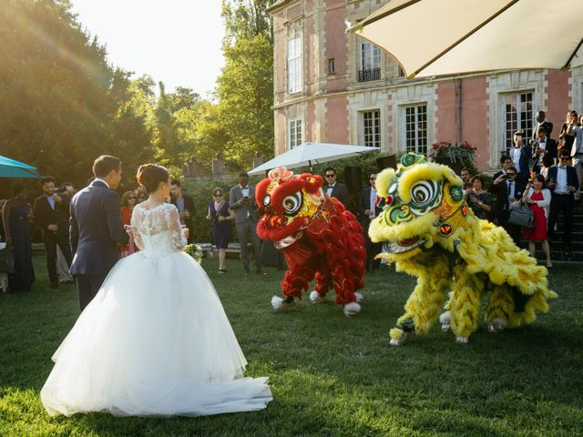 Le mariage de Etienne et Shan à Lésigny, Seine-et-Marne 54