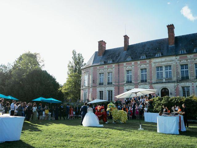 Le mariage de Etienne et Shan à Lésigny, Seine-et-Marne 55