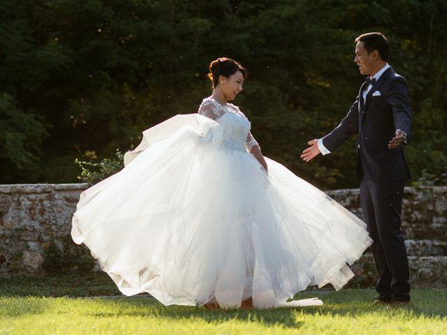 Le mariage de Etienne et Shan à Lésigny, Seine-et-Marne 75