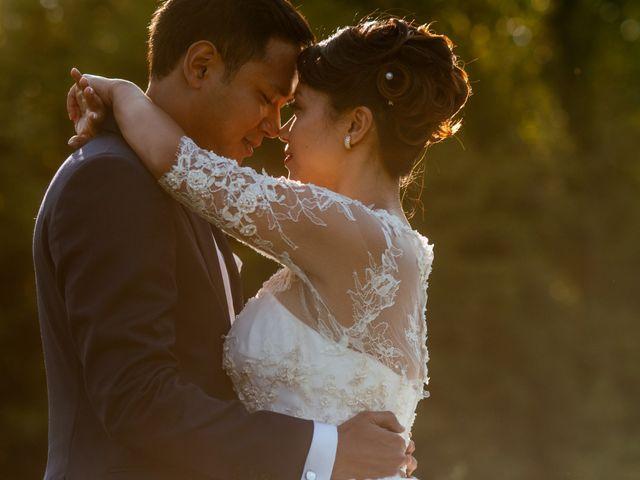 Le mariage de Shan et Etienne
