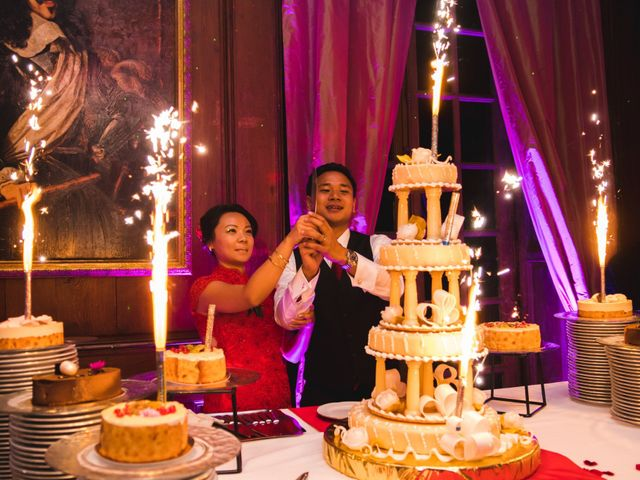Le mariage de Etienne et Shan à Lésigny, Seine-et-Marne 97