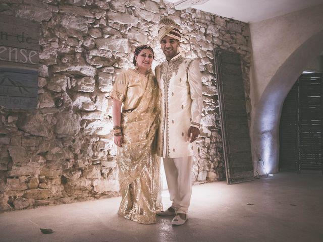 Le mariage de Nacer et Anne-Laure à Aix-en-Provence, Bouches-du-Rhône 10